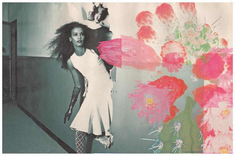 Liya Kebede Gets Surreal for the Pages of POP Spring/Summer 2013