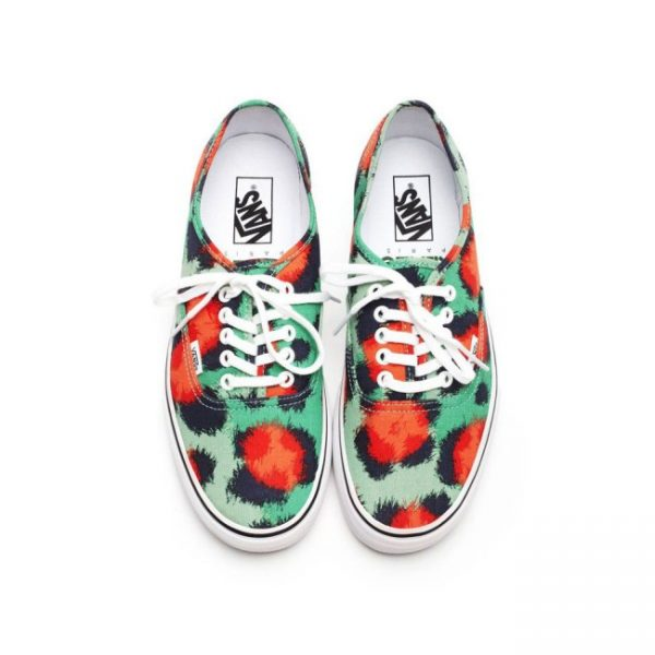 Vans x Kenzo Gets Colorful, Jungle Inspired for Spring/Summer 2013 Collection