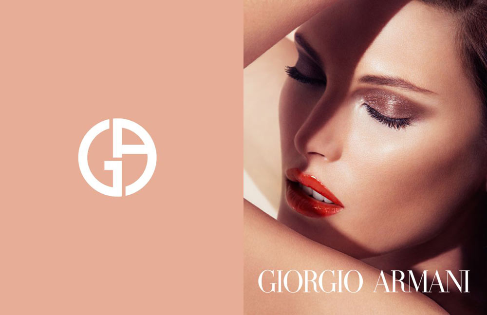 Catherine McNeil Stuns in Giorgio Armani Beauty Spring 2013 Campaign by Txema Yeste