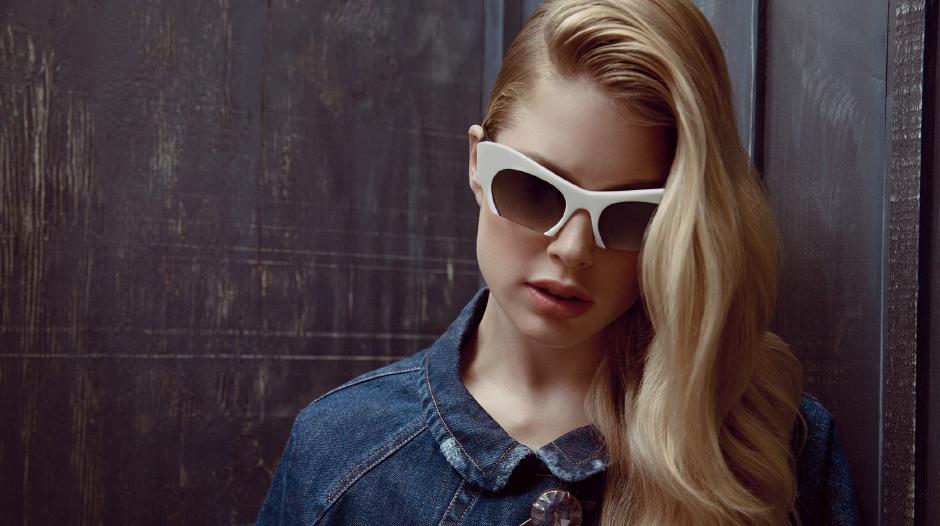 Doutzen Kroes, Bette Franke, Martha Hunt and More Star in Miu Miu Eyewear Spring 2013 Campaign by Inez & Vinoodh