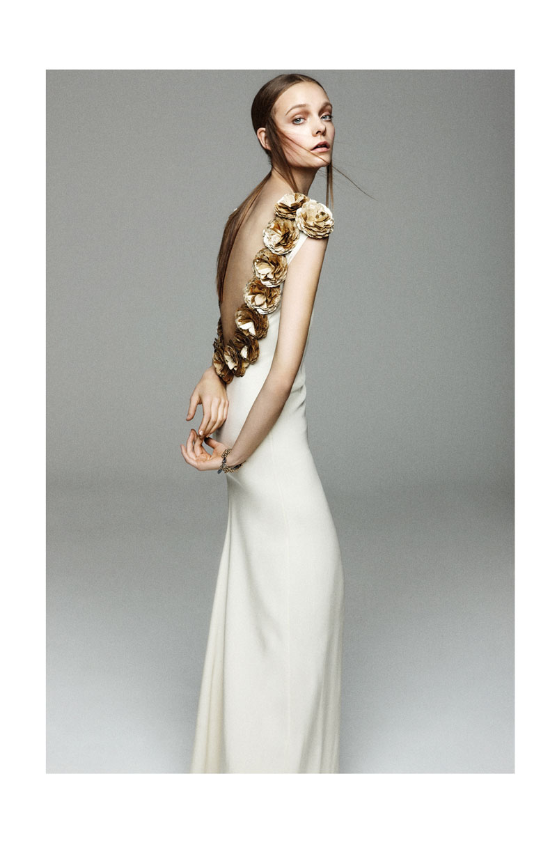 Nimue Smit is Ladylike for Apropos Journal's Spring/Summer 2013 Issue