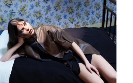 Naomi Nijboer is a Wallflower for Prestage #6