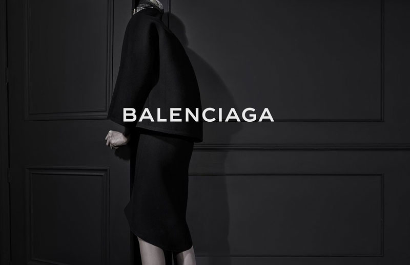 See a First Look at Balenciaga's Fall 2013 Campaign by Steven Klein