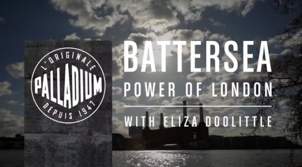 "Singer Eliza Dolittle Stars in Palladium's ""Battersea: Power of London"" Film"