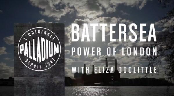 """Singer Eliza Dolittle Stars in Palladium's """"Battersea: Power of London"""" Film"""