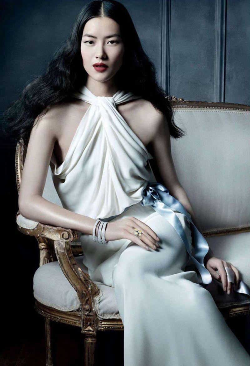 Michael Thompson Shoots Liu Wen, Doutzen Kroes, Karen Elson and More for Tiffany & Co. Spring 2013 Campaign