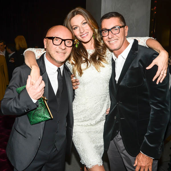 Gisele Bundchen, Kylie Minogue, Erin Heatherton and Others Celebrate Dolce & Gabbana Opening of 5th Avenue Flagship Boutique