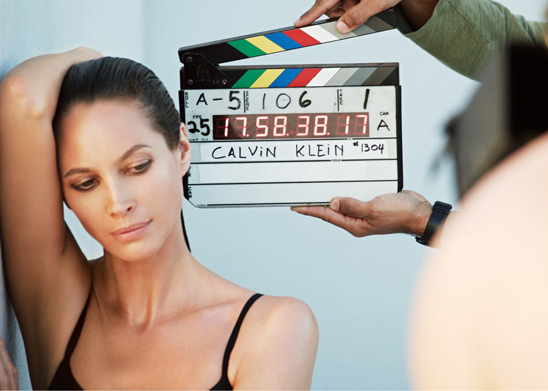 Christy Turlington to Star in Calvin Klein Underwear Campaign for Fall 2013