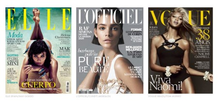 COVERED: The May 2013 Covers of Fashion Magazines Revisited