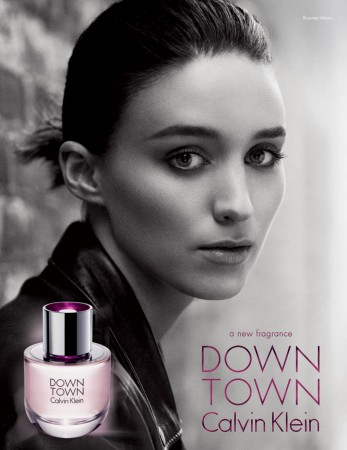 Rooney Mara Fronts Calvin Klein Downtown Fragrance Campaign