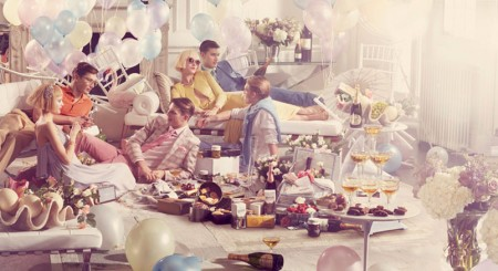 "Harrods ""Summer of Now"" Campaign Celebrates the Glamour of 1920s Style"