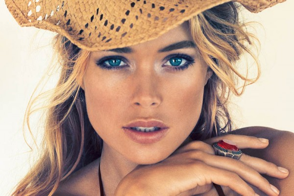 Image: Doutzen Kroes for H&M Summer 2013 Campaign