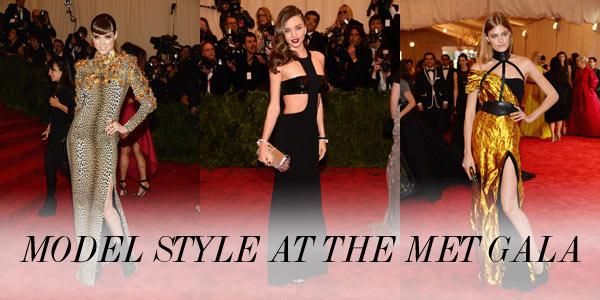 Slideshow: Gisele Bundchen, Miranda Kerr, Kate Upton and More Models at the 2013 Met Gala