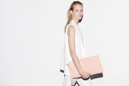 Suvi Koponen Models Zara May 2013 Lookbook