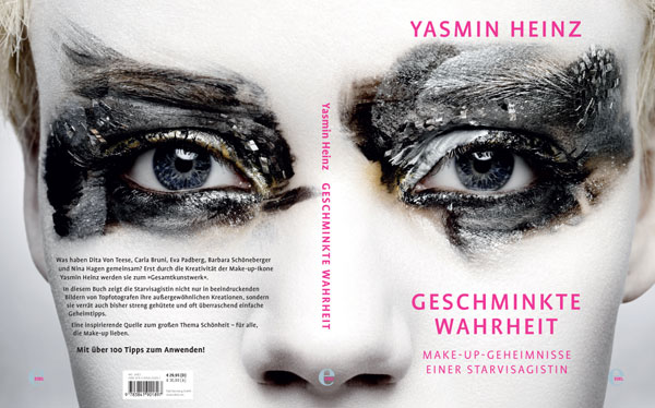 "Interview with Makeup Artist Yasmin Heinz on New Book ""Geschminkte Wahrheit"""