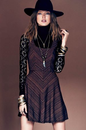 Free People's 'Sacred Geometry' Lookbook Stars Martha Hunt