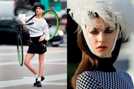 Antidote S/S 2013 Featuring Jacquelyn Jablonski, Daphne Groeneveld, Anna Selezneva and More