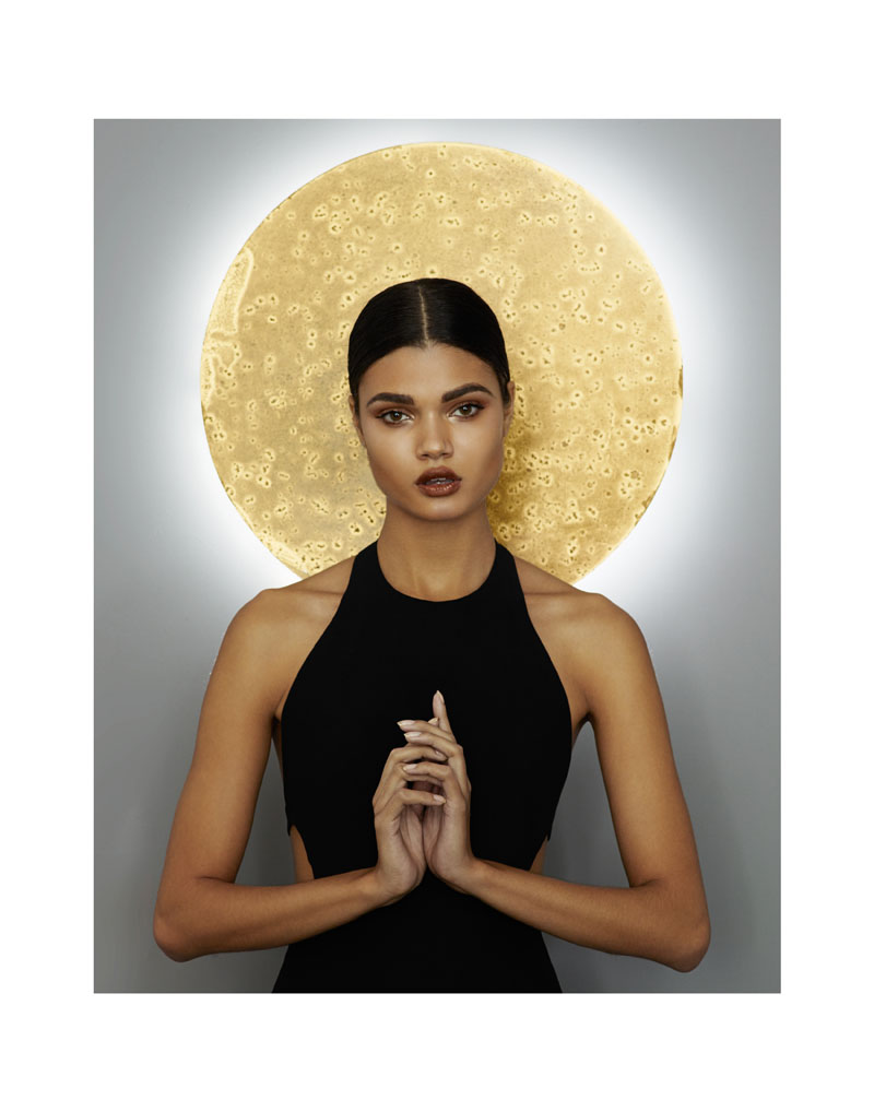 New Religion 0001 FORWARD by Elyse Walker Taps Daniela Braga for New Religion Shoot