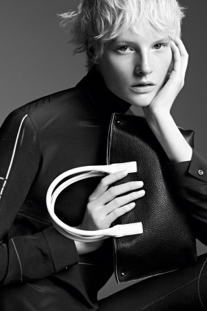Akris Taps Sara Blomqvist for Fall 2013 Campaign by Karim Sadli