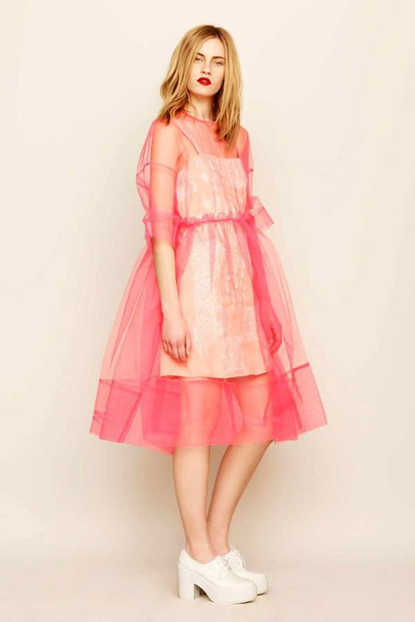 ASOS Steps Up to the Occasion for 'Salon' S/S 2013 Collection