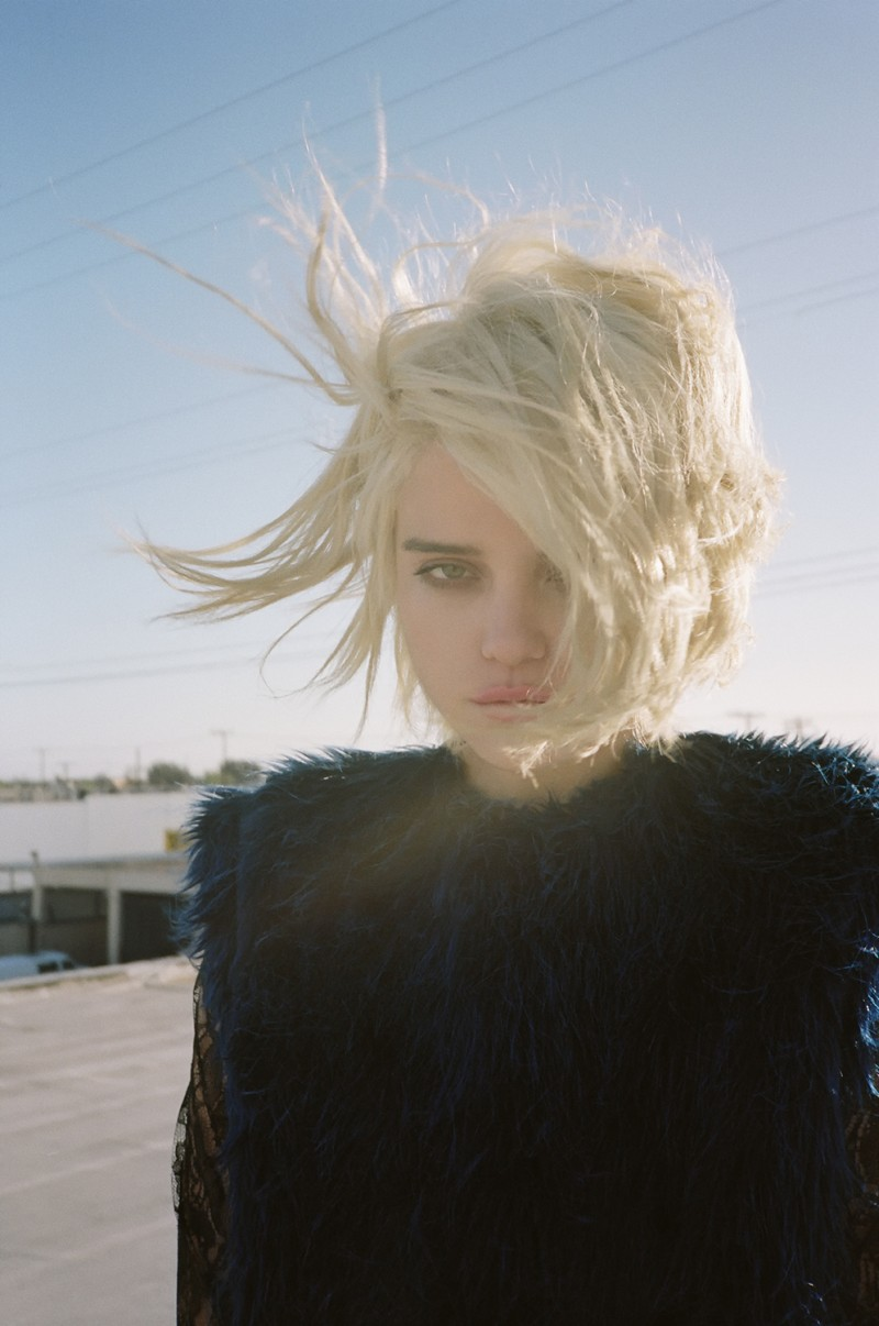 ASOS Taps Sky Ferreira for July 2013 Cover Shoot by Jason Lee Parry