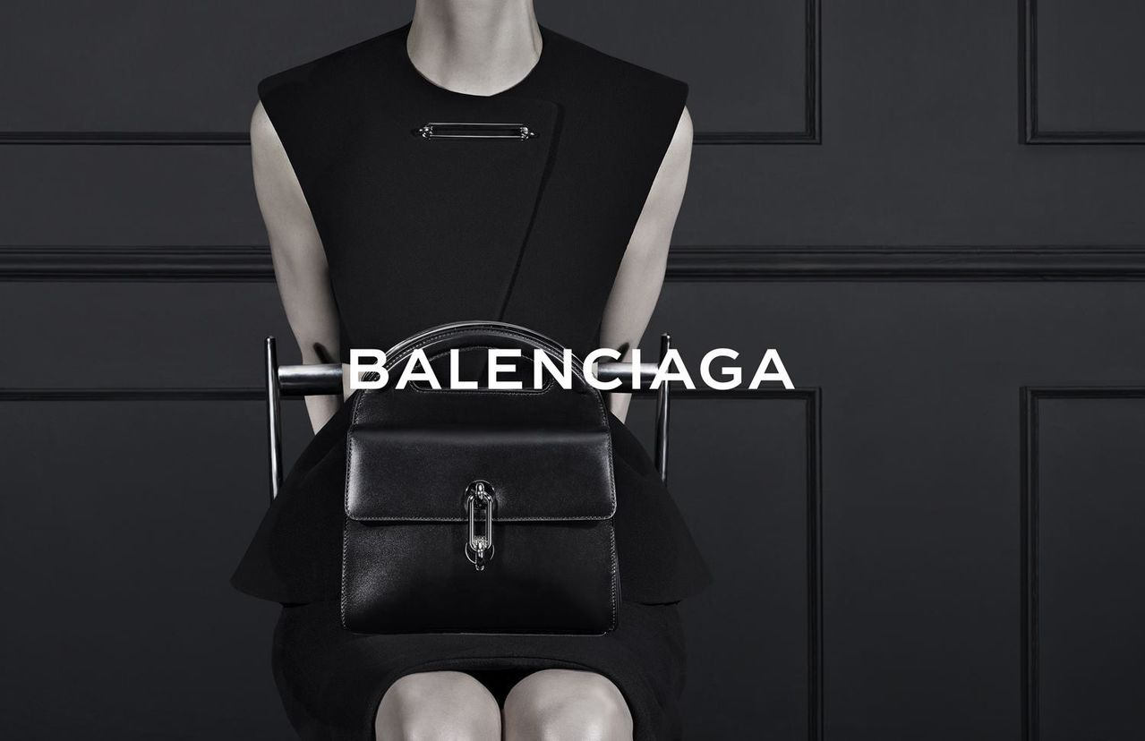 New Shot from Balenciaga Fall 2013 Campaign by Steven Klein