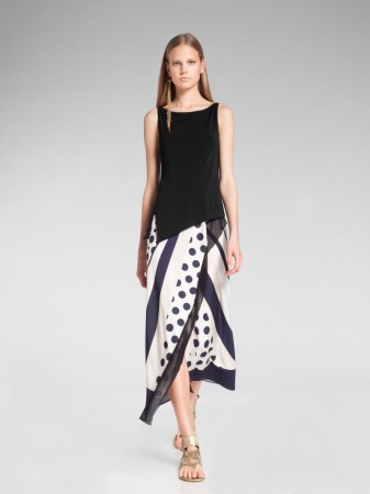 donna karan resort14 337x450 Donna Karan Resort 2014 Collection