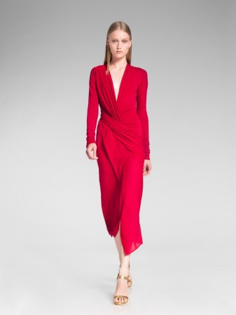 donna karan resort15 337x450 Donna Karan Resort 2014 Collection