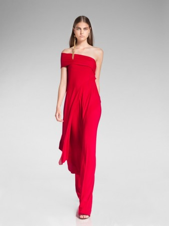 donna karan resort17 337x450 Donna Karan Resort 2014 Collection