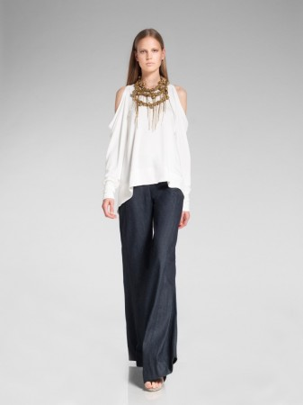 donna karan resort18 337x450 Donna Karan Resort 2014 Collection