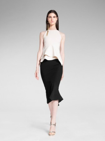 donna karan resort2 337x450 Donna Karan Resort 2014 Collection