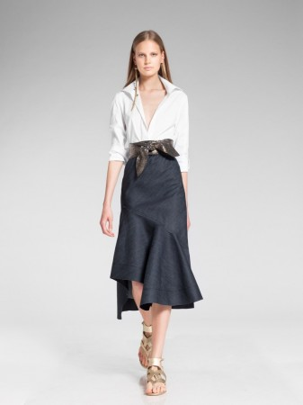 donna karan resort20 337x450 Donna Karan Resort 2014 Collection