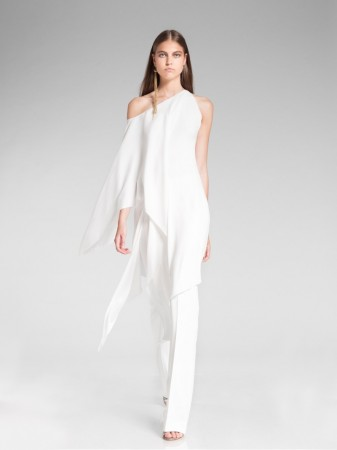 donna karan resort27 337x450 Donna Karan Resort 2014 Collection