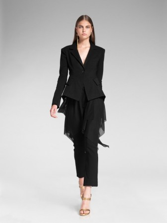 donna karan resort3 337x450 Donna Karan Resort 2014 Collection