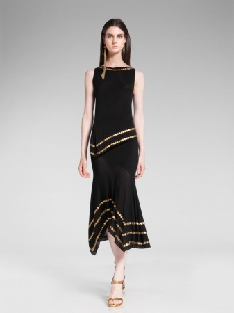 donna karan resort30 337x450 Donna Karan Resort 2014 Collection