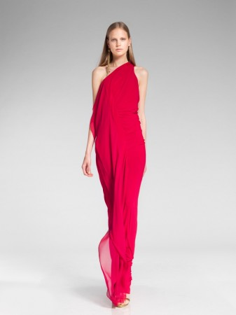 donna karan resort32 337x450 Donna Karan Resort 2014 Collection