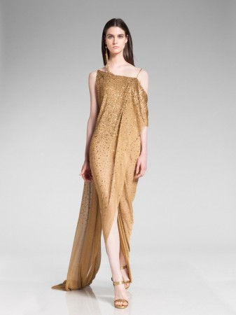 donna karan resort35 337x450 Donna Karan Resort 2014 Collection