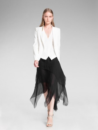 donna karan resort5 337x450 Donna Karan Resort 2014 Collection