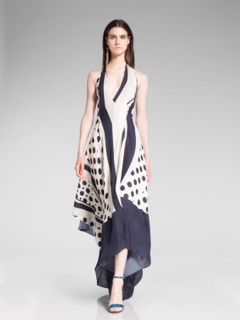 donna karan resort6 337x450 Donna Karan Resort 2014 Collection