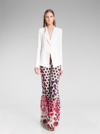 donna karan resort9 337x450 Donna Karan Resort 2014 Collection