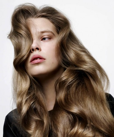 """Hair Story"" by Leo Krumbacher for Fashion Gone Rogue"