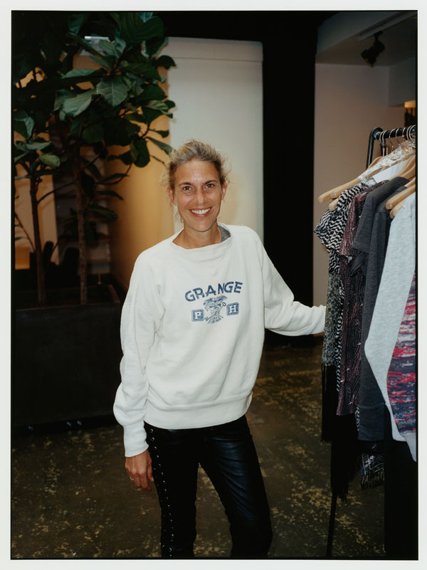 Isabel Marant Teams Up with H&M for Fall 2013 Collaboration