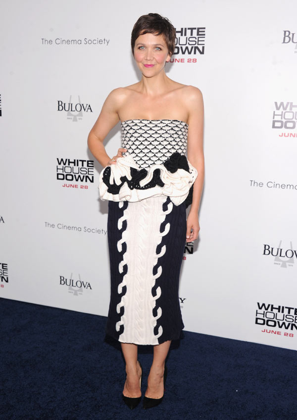 maggie dior Sarah Jessica Parker in Marc Jacobs, Miranda Kerr in Dolce and More Looks of the Week