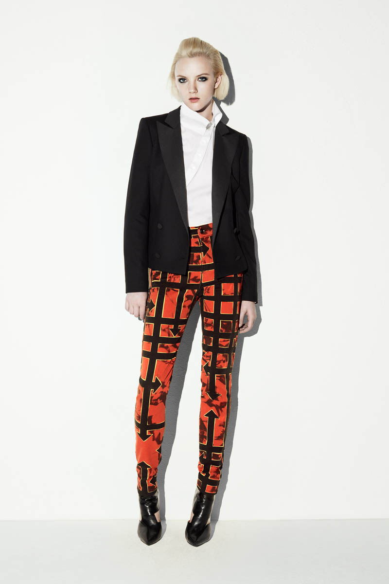mcq alexander mcqueen resort 2014 1 McQ Alexander McQueen Resort 2014 Collection