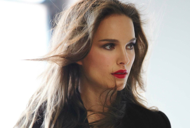 natalie portman dior rouge1 Natalie Portman Named as Face of Rouge Dior Lipstick