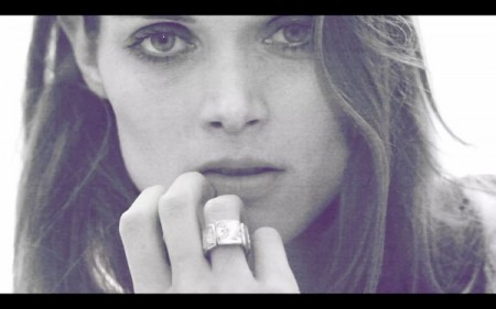 Malgosia Bela Models Jewelry for Neiman Marcus Film by Zack McDowell