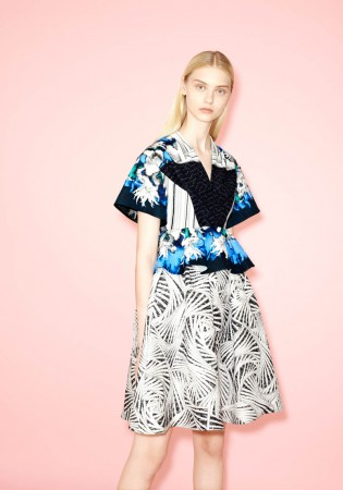 peter pilotto resort13 315x450 Peter Pilotto Resort 2014 Collection