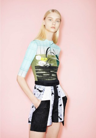 peter pilotto resort2 314x450 Peter Pilotto Resort 2014 Collection