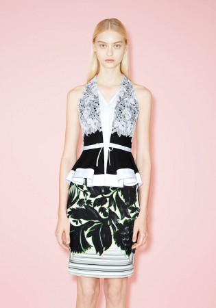 peter pilotto resort4 315x450 Peter Pilotto Resort 2014 Collection