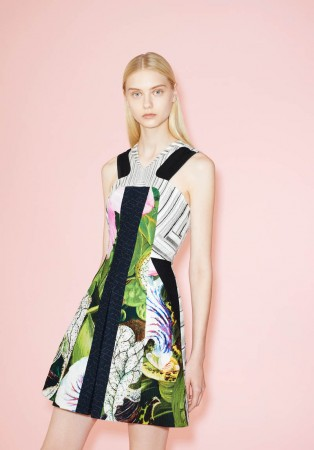 peter pilotto resort7 314x450 Peter Pilotto Resort 2014 Collection